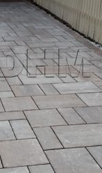 Interlocking Paver Techo Block Patio