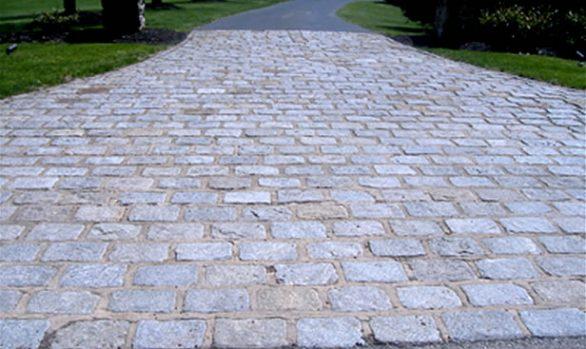 Stone Driveways