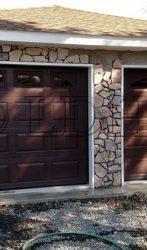 Stone garage. Collegeville, PA