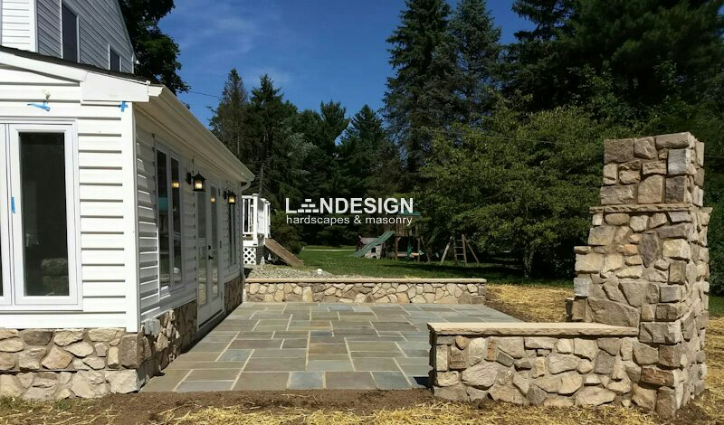 Paver Patios Archives Landesign Hardscapes And Masonry